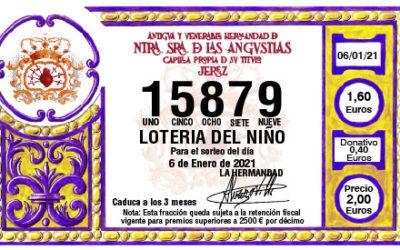 ¡Ya está disponible la lotería del Niño del 2021!
