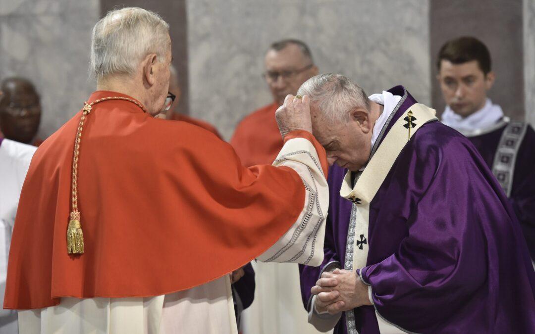Santa Misa de Imposición de la Ceniza