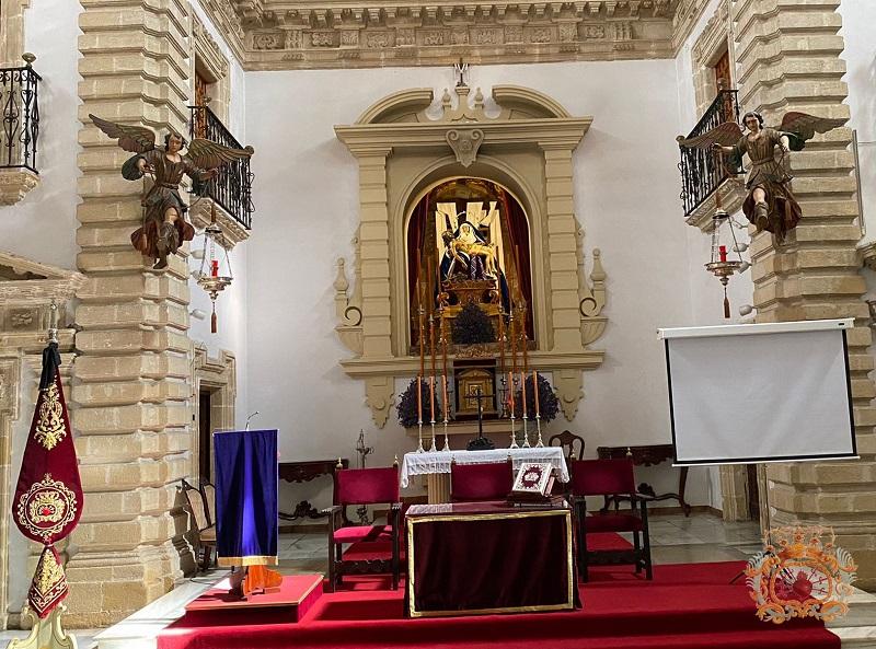 Fotografías del LIV Ciclo de Conferencias Cofradieras de Nuestra Señora de las Angustias