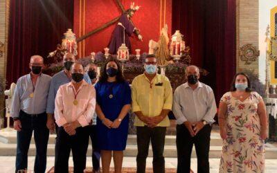 Asistencia al Solemne Triduo y Vía Crucis de la Hermandad de la Candelaria