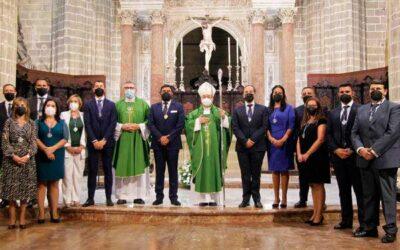 Asistencia a la Toma de Posesión del nuevo Consejo Local de la Real Unión de Hermandades de Jerez
