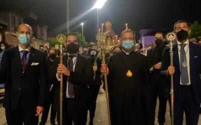 Asistencia al Traslado de los Sagrados Titulares de la Hermandad de Pasión
