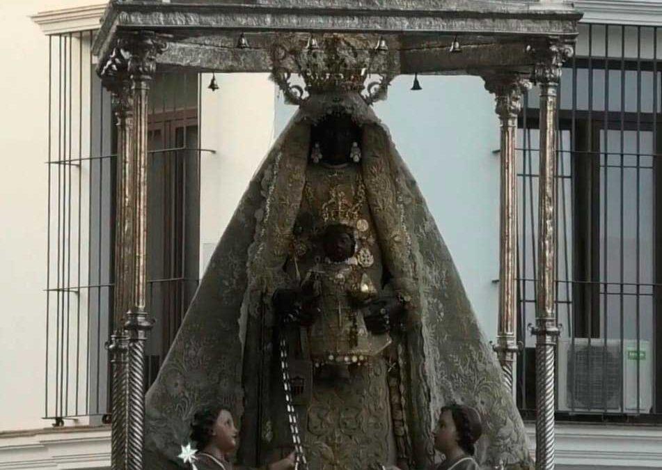 Procesión de Nuestra Señora de la Merced (Patrona de Jerez) 2021